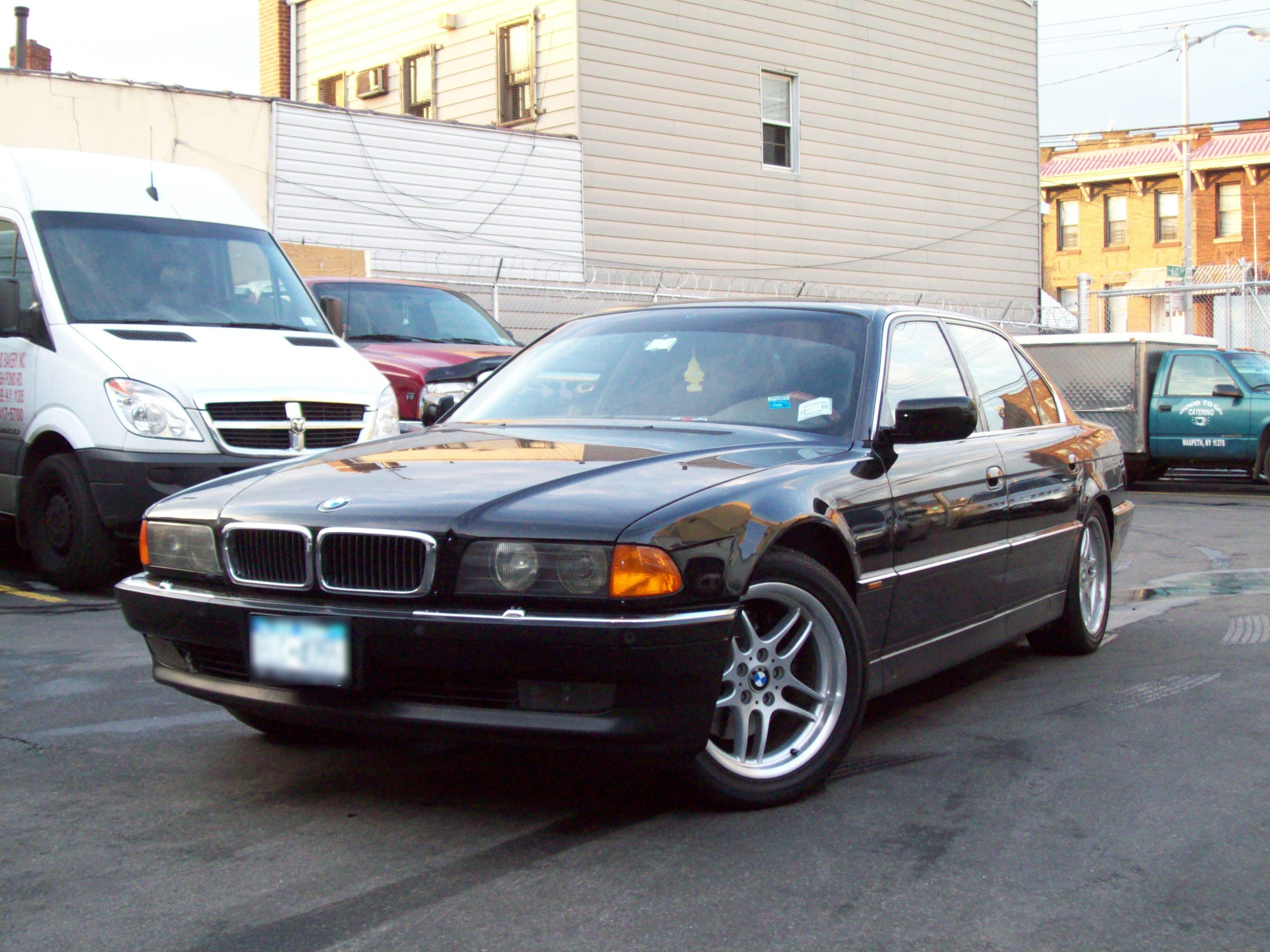 BMW I PNA Auto Sport - 745 i bmw