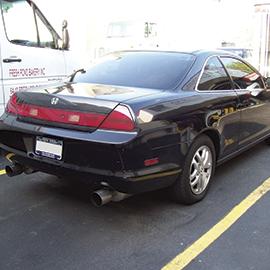 2002 Honda Accord Coupe