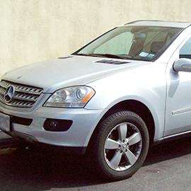 2008 Mercedes Benz ML350