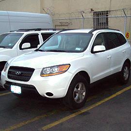 2009 Hyundai SantaFe