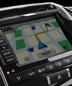 PNA Auto Sport Auto Navigation System