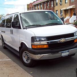 2010 Chevy Van