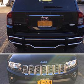 2015 Jeep Commander