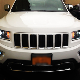2015 Jeep Grand Cherokee HID
