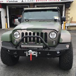 2015 Jeep Wrangler Saraha