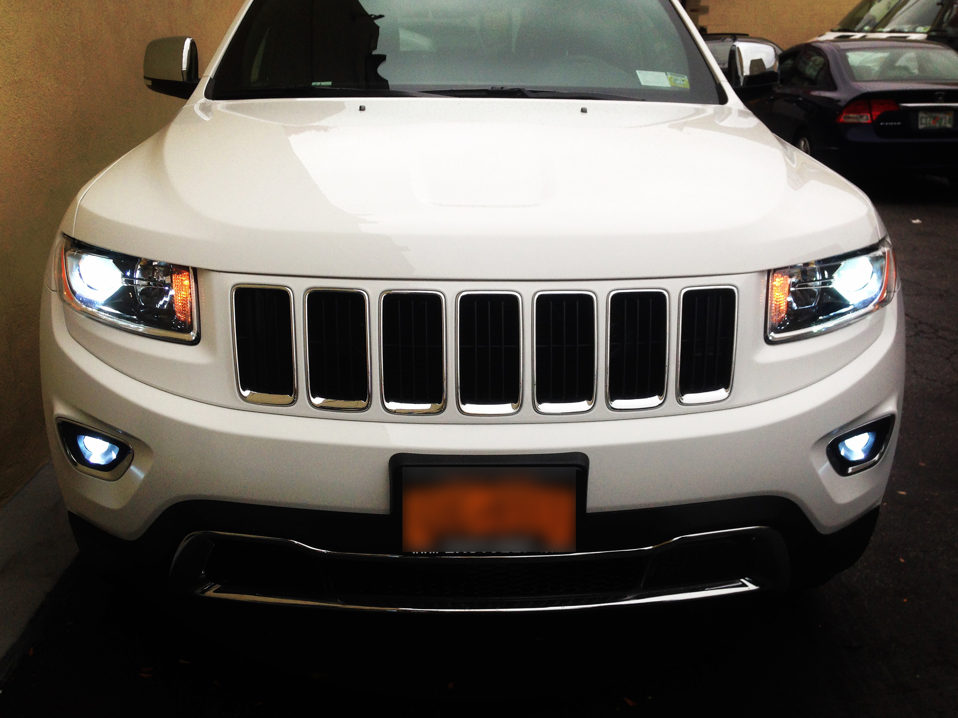 100 Jeep Grand Cherokee Lights Jeep Grand Cherokee Led Light Bar Install Installing A