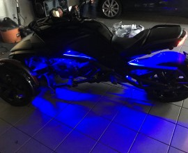 2016 Can-Am Spyder Motorcycle