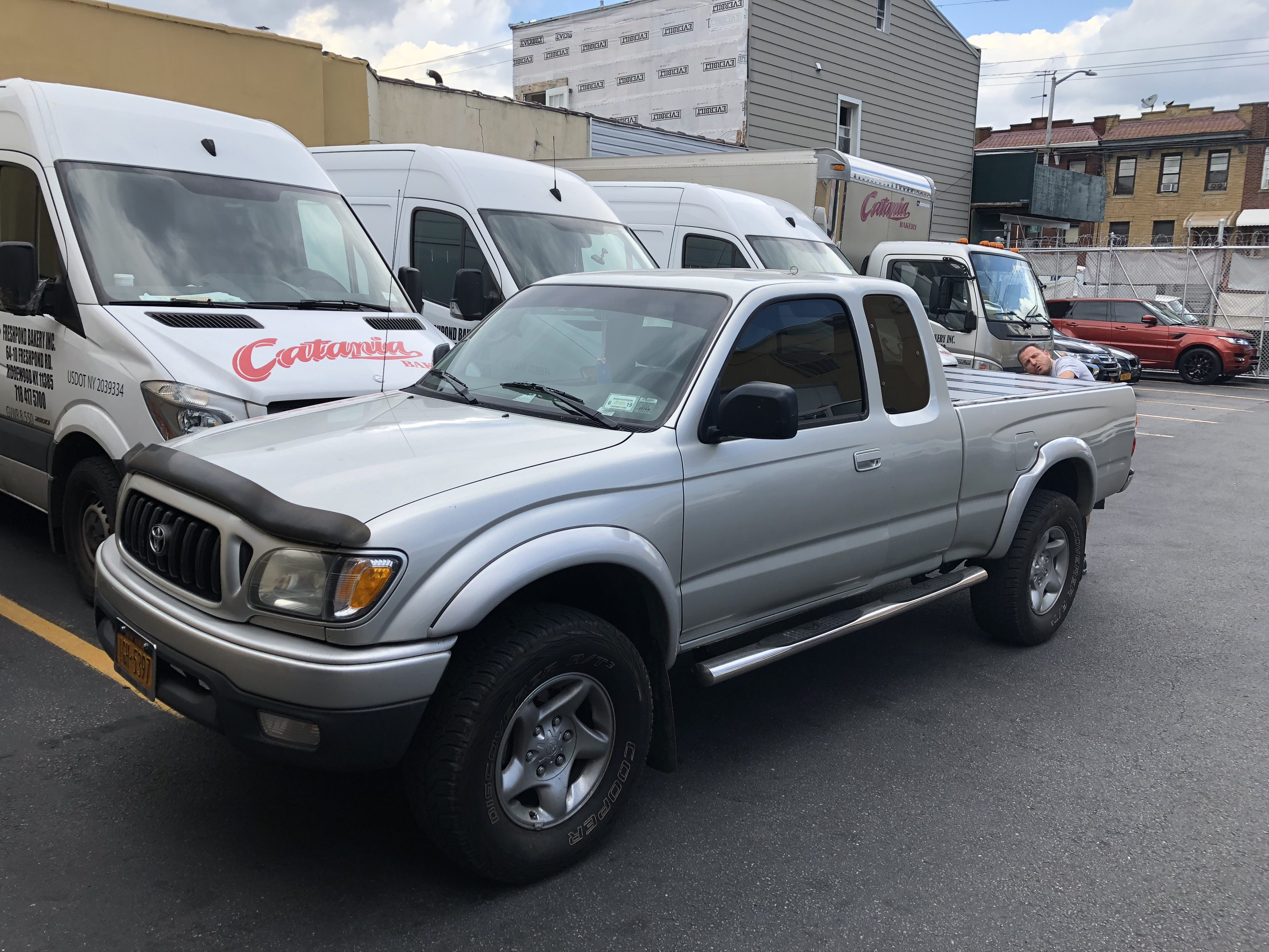 2004 Toyota Tacoma Bed Cover Pna Auto Sport Truck Lifted